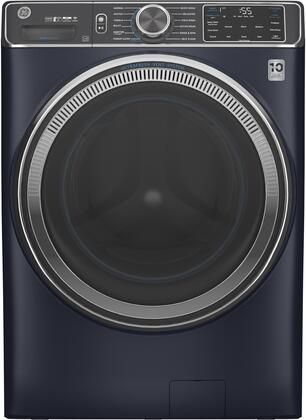 GE  GFW850SPNRS Washer Blue, Front View