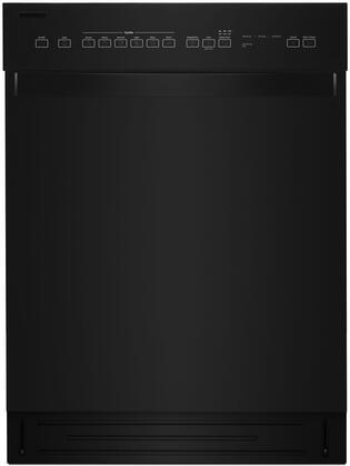 Whirlpool  WDF550SAHB Built-In Dishwasher Black, Main Image