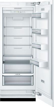 Bosch Benchmark B30IR800SP Column Refrigerator Panel Ready, Custom Panel and Handle Not Included