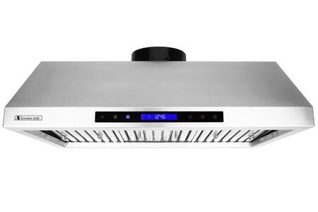 XtremeAir Pro-X PX12U30 Under Cabinet Hood Stainless Steel, Main Image