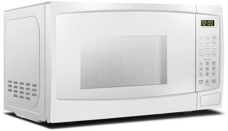 DBMW1120BWW 21″ White Microwave with 1.1 cu. ft. Capacity  1000 Cooking Watts  10 Power Levels and Child