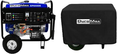 XP8500E 8500 Watt 16 HP Gas Generator with XPLGC Dust Guard