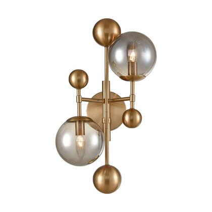 D4362 Ballantine Wall Sconce  In Aged