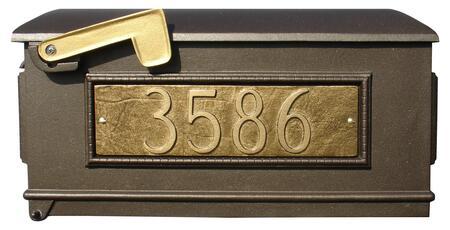 Qualarc Lewiston LM3PBZ Mailboxes, LM3P BZ