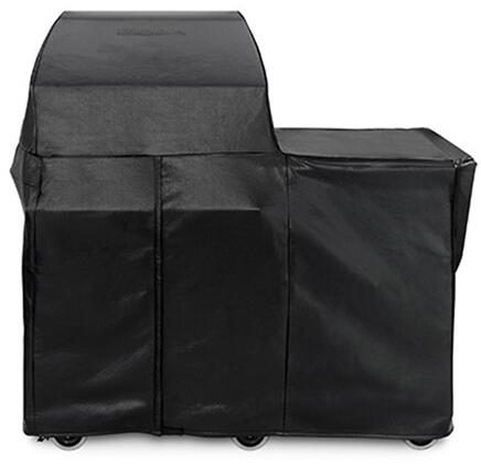 Lynx CC30M Grill Cover, CC30M 30 Grill or Smoker Carbon Fiber Vinyl Cover mobile kitchen cart