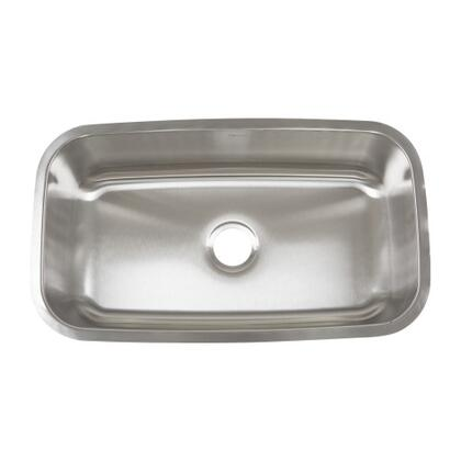 Yosemite YHD Sinks - Stainless Steel MAG3118 Sink, Main Image