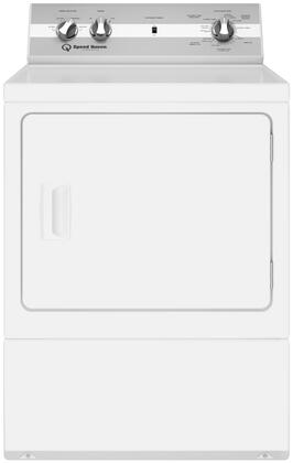Speed Queen DC5000WE Electric Dryer White, DC5000WE Electric Dryer