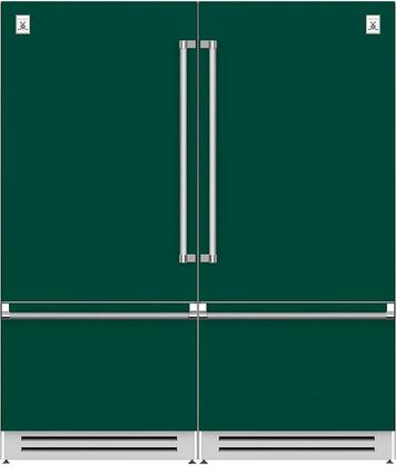 Hestan  916487 Refrigerator Pairs Green, 1