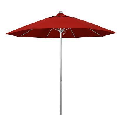 California Umbrella Venture ALTO908002SA03 Outdoor Umbrella Red, ALTO908002-SA03Main Image