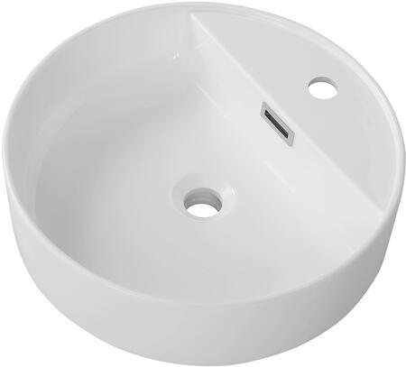 Streamline K2008SLSVF18 Sink White, Main Image