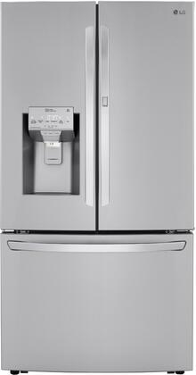 LG  LRFDS3016S French Door Refrigerator Stainless Steel, LRFDS3016S French Door Refrigerator