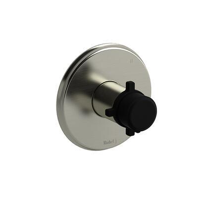 Riobel Momenti MMRD45BNBK Shower Accessory Black, MMRD45+BNBK