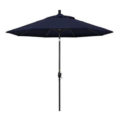 California Umbrella Pacific Trail GSPT908302SA39 Outdoor Umbrella Blue, GSPT908302 SA39