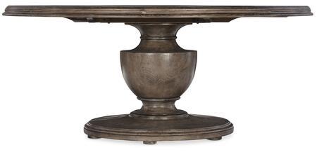 Hooker Furniture Woodlands 58207521384 Dining Room Table, Silo Image