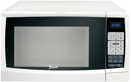 MT112K0W 22″ Countertop Microwave with 1.1 cu. ft. Capacity  1000 Cooking Watts  Touch Pad Controls and 6 Preprogrammed Cooking Modes in