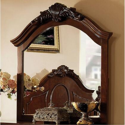 Furniture of America Velda II CM7952M Mirror Brown, Main Image