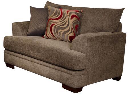 Jackson Furniture Crompton 446201200056286054 Living Room Chair Brown, Main Image