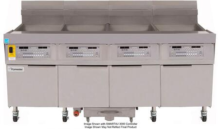 Frymaster LHD65 FPLHD465 Commercial Fryers and Oil Filtration Stainless Steel, FPLHD465