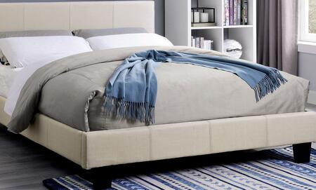 Furniture of America Sims CM7078MSZBED Bed, 1