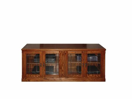 Forest Designs  B4916MR66WSA Entertainment Center Brown, Main Image