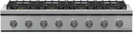 Fisher Paykel Professional CPV3488L Gas Cooktop Stainless Steel, CPV3-488 Professional Rangetop