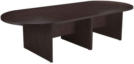 N137-MOC 10Ft Race Track Conference Table  In