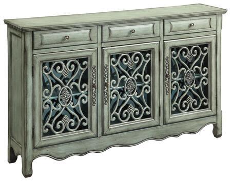 Coaster  950357 Cabinet Gray, Main Image