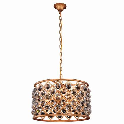 Elegant Lighting 1206D20GIRC Ceiling Light, Image 1