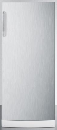 AccuCold  FFAR10SSTB Freezerless Refrigerator Stainless Steel, Main Image