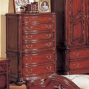 Myco Furniture Richmond 4055CH Chest of Drawer, 1