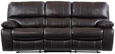 Global Furniture USA U0040 U0040ESPRESSORS Living Room Sofa Brown, Main Image