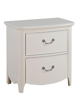 Acme Furniture Cecilie 30323 Nightstand White, Main Image