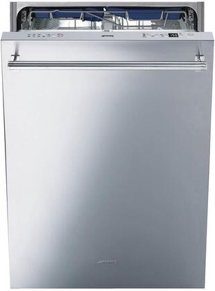 Smeg  STU8647X Built-In Dishwasher Stainless Steel, Main Image