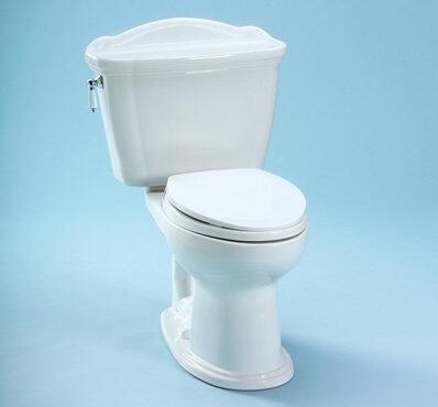 Toto Whitney CST754SFN11 Toilet, 1