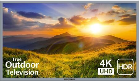 SB-S2-55-4K-SL 55″ Signature 2 Series 4K UHD Outdoor TV with HDR  OptiView Technology and TruVision Anti-Glare Technology in