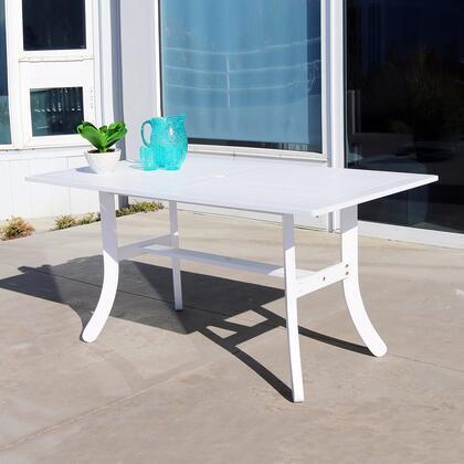 Vifah  V1337 Outdoor Patio Table , V1337
