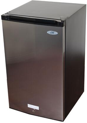 Sunpentown  UF304SS Compact Freezer Stainless Steel, Main Image