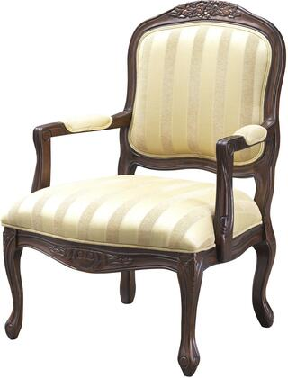 Coast to Coast  94028 Accent Chair Brown, Main Image