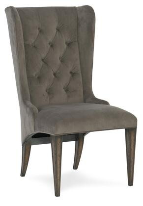 Arabella Collection 1610-35001-GRY Upholstered Host