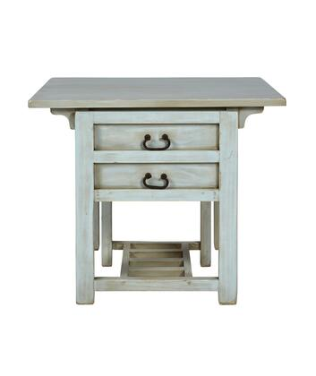 Progressive Furniture Remi A22671 Desk Green, MainImage