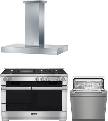 Miele 888270 Kitchen Appliance Package & Bundle Stainless Steel, main image