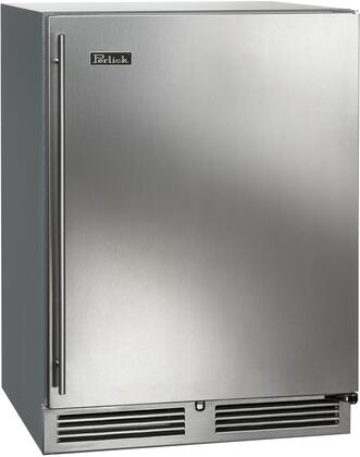 Perlick C Series HC24RO41R Compact Refrigerator Stainless Steel, Main Image