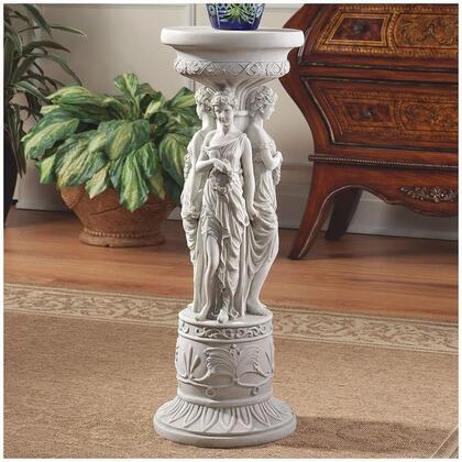 Design Toscano  KY992 Decorative Pedestals , KY992 1