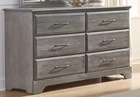 Carolina Furniture Vintage 535600 Dresser Gray, Main Image