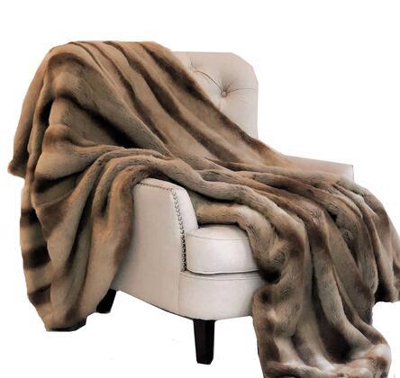 Plutus Brands Sheared Chinchilla PBSF141896X110T Sofa Accessory, PBSF1418