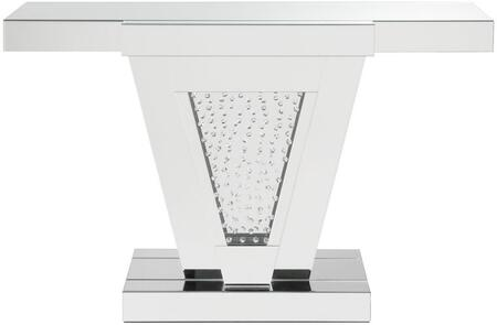 Acme Furniture Nysa 90064 Console Silver, Console