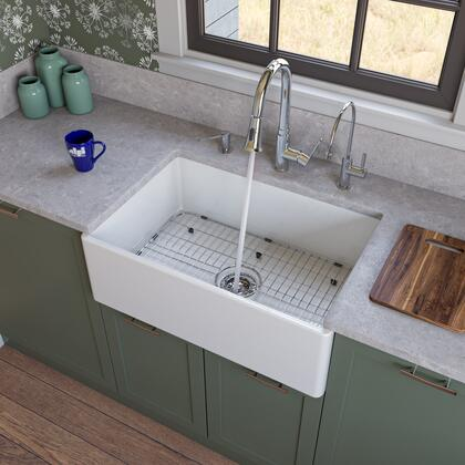 Alfi  AB510W Sink White, Main Image