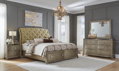 Global Furniture USA Global Furniture USA ATHENABEIGEQBDMNS Bedroom Set Beige, 5w3hALKK.jpeg