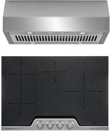 Frigidaire Professional  706712 Kitchen Appliance Package Stainless Steel, Main Image
