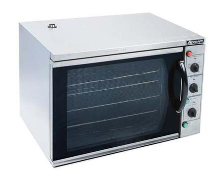 Admiral Craft Professional COH3100WPRO Commercial Convection Oven Stainless Steel, Main Image
